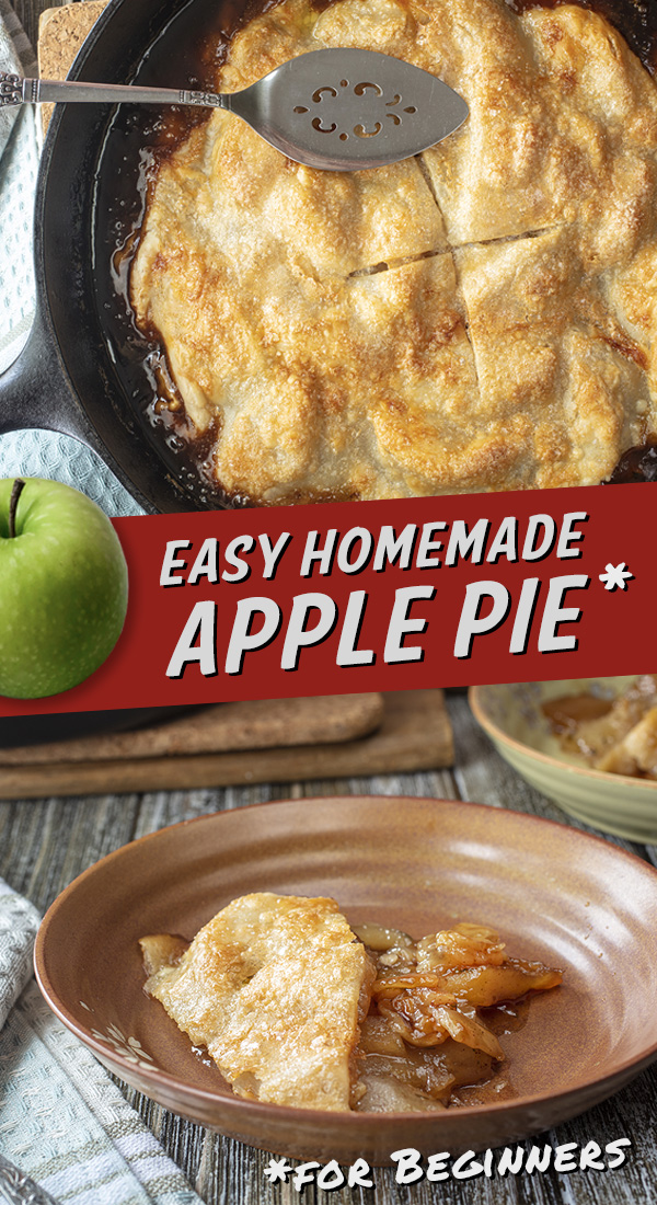 Easy Homemade Apple Pie for Beginners