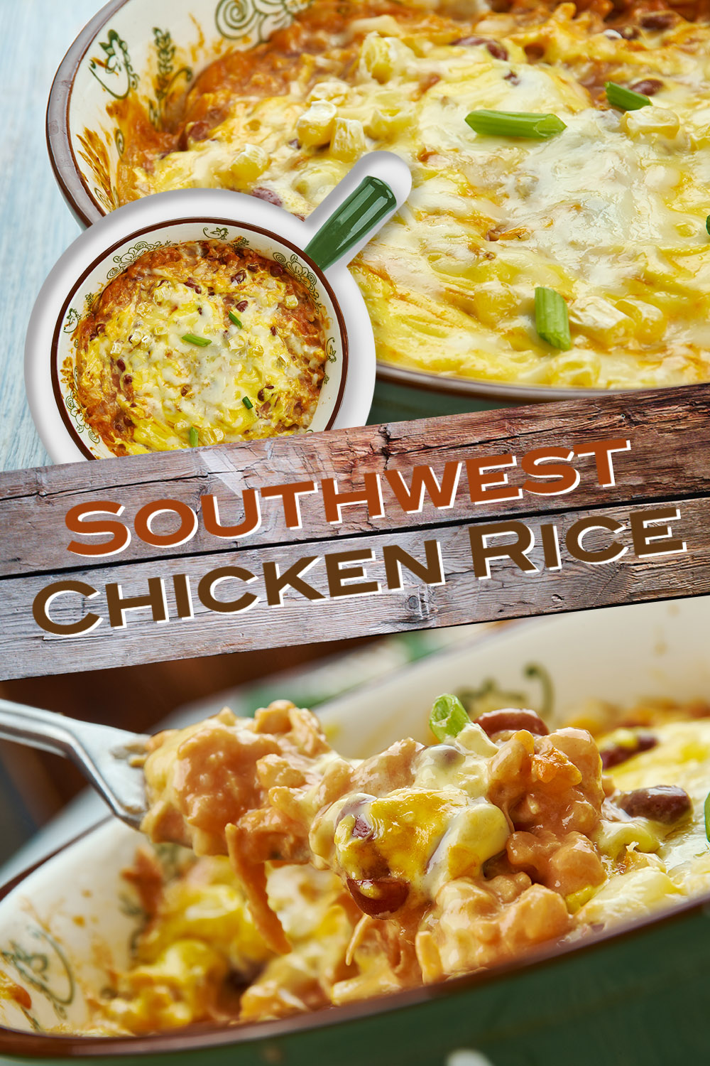 Southwest Chicken Rice