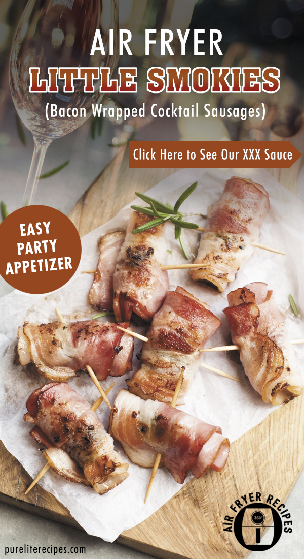Air Fryer Little Smokies